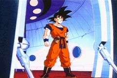 Dragon Ball Z - The Legacy of Goku - gokus here - User Screenshot